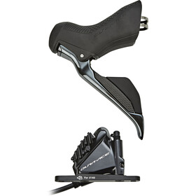 Shimano Dura Ace Di2 ST-R9170/BR-R9170 Schijfrem Voorwiel, black
